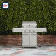Kenmore Elite 3 Burner Dual Fuel Stainless Steel Gas Grill at Sears.com