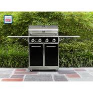Kenmore 4-Burner Gas Grill with Folding Side Shelves at Sears.com