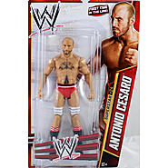 WWE Antonio Cesaro - WWE Series 27 Toy Wrestling Action Figure at Kmart.com