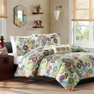 Mizone Tula 4 Piece Comforter Set at Sears.com