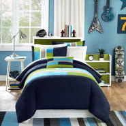 Mizone Maverick 4 Piece Comforter Set at Kmart.com