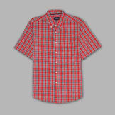 Basic Editions Men's 'Nantucket' Plaid Shirt at mygofer.com