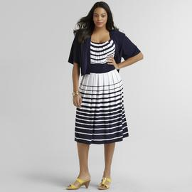 Women's Dress & Jacket - Striped at Kmart.com