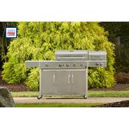 Kenmore Stainless Steel 4 Burner Gas Grill with Oven at Sears.com