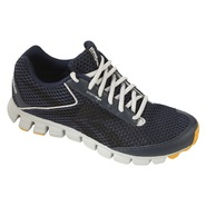 Reebok Men's SmoothFlex Running Athletic Shoe - Navy/White at Sears.com