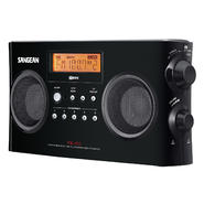 Sangean FM-Stereo RDS (RBDS) / AM Digital Tuning Portable Receiver- Black at Sears.com