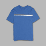Basic Editions Men's T-Shirt - Striped at mygofer.com