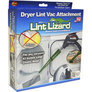 As Seen On TV Lint Lizard Dryer Vent Vacuum Attachment at Sears.com