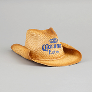 Men's Western Straw Cowboy Hat at Kmart.com