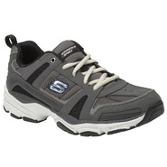 Skechers Men's Athletic Running Shoe Alpha Medium and Wide Width - Navy at Sears.com
