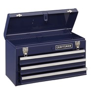 Craftsman 3-Drawer Portable Chest – Midnight Blue at Craftsman.com