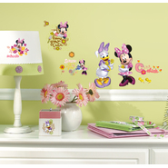 RoomMates Mickey & Friends - Minnie Mouse Barnyard Cuties Peel & Stick Wall Decals at Kmart.com