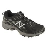 New Balance Men's 411 Trail Running Athletic Shoe Wide Width - Black/Grey at Sears.com