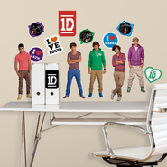 RoomMates 1 Direction Peel & Stick Wall Decals at Kmart.com