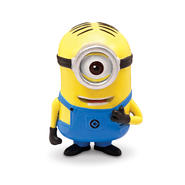 "Universal Studios 2"" Despicable Me 2 Minion Stuart Action Figure at Kmart.com"