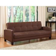 DHP Delaney Brown Futon Sofa Sleeper at Sears.com