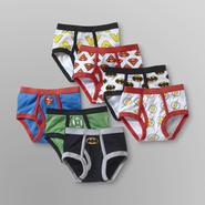 DC Comics 7-Pack Toddler Boy's Briefs - Super Friends at Sears.com