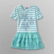 Girl Code Girl's Tutu Tunic - Stripes & Flowers at Sears.com