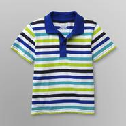 Toughskins Boy's Polo Shirt - Stripes at Sears.com