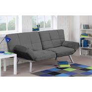DHP Contempo Futon Charcoal at Kmart.com