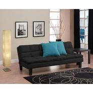 DHP Adela Futon Black at Kmart.com