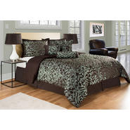 Essential Home 7 Piece Antoinette Comforter Set at Kmart.com