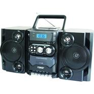 Naxa Portable MP3/CD Player with AM/FM Stereo Radio Cassette Player/Recorder at Kmart.com