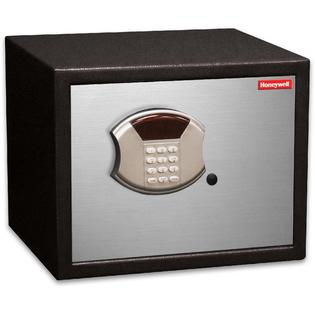 Honeywell 0.83 cu ft. Digital Steel Security Safe w/ Brushed Aluminum