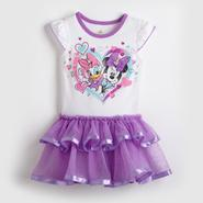Disney Baby Daisy & Minnie Infant Girl's T-Shirt Dress at Kmart.com
