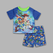 Disney Baby Infant & Toddler Boy's 2 Pc Toy Story Sleep Set at Kmart.com