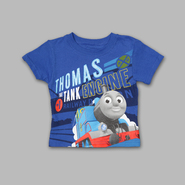Thomas & Friends Infant & Toddler Boy's Short Sleeve Graphic Tee at Kmart.com
