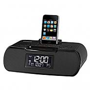 Sangean FM-RDS (RBDS) / AM / Aux-in Digital Tuning Atomic Clock Radio Compatible with iPod- Black at Sears.com