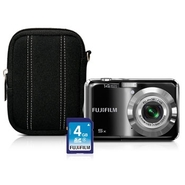 Fujifilm FinePix 14MP Digital Camera Bundle at Sears.com