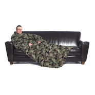 The Slanket The Original Blanket With Sleeves – Camo at Kmart.com