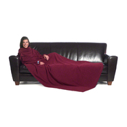 The Slanket The Original Blanket With Sleeves – Ruby Wine at Kmart.com