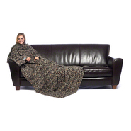 The Slanket The Original Blanket With Sleeves – Sofa Safari at Kmart.com