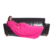 The Slanket The Original Blanket With Sleeves – Magenta at Kmart.com