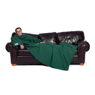 The Slanket The Original Blanket With Sleeves – Hunter Green at Kmart.com