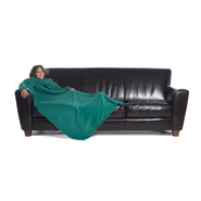 The Slanket Kids The Original Blanket With Sleeves – Hunter Green at Kmart.com