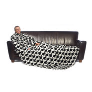 The Slanket The Original Blanket With Sleeves – Houndstooth at Kmart.com