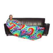 The Slanket The Original Blanket With Sleeves – Slankadelic at Kmart.com