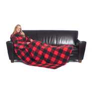 The Slanket The Original Blanket With Sleeves – Slumberjack at Kmart.com