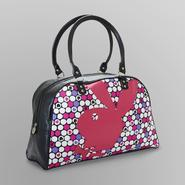 Playboy Women's Overnighter Bag - Polka Dots at Kmart.com