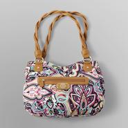 Treviso Women's Power Play Hobo Bag - Paisley at Kmart.com
