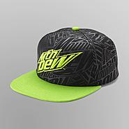 Men's Mountain Dew Baseball Cap at Kmart.com
