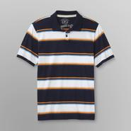 Roebuck & Co. Young Men's Polo Shirt - Striped at Sears.com