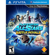 Sony PS Vita PlayStation All-Stars Battle Royale at Kmart.com