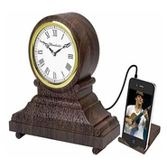 ADT DIGITAL Timeless Vintage Style Alarm Clock with MP3/iPod, Digital Radio, and Alarm at Kmart.com
