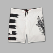 Joe Boxer Men's Side Stripe Boardshorts at Kmart.com