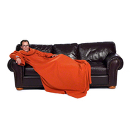 The Slanket The Original Blanket With Sleeves – Apricot at Kmart.com